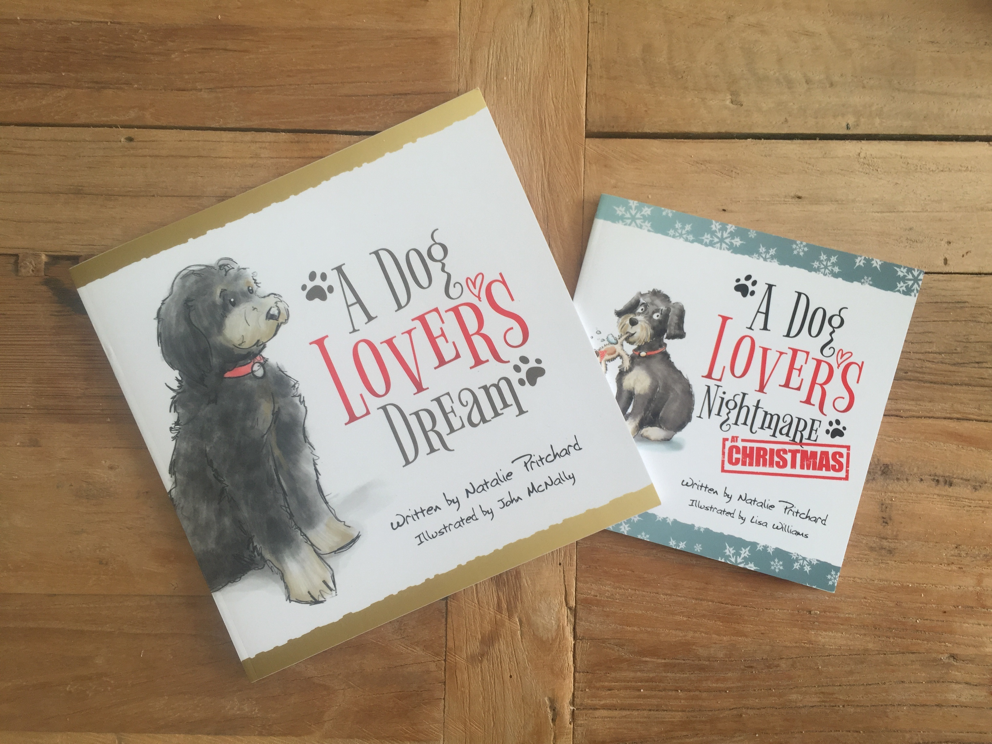 Introduction to A Dog Lover's Dream